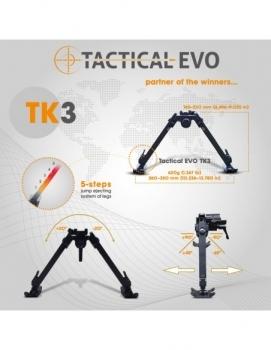 TACTICAL EVO BIPOD - 11