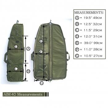 FUNDA AIM 40 Tactical Dragbag - 4