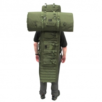 FUNDA CON ALFOMBRA  AIM Scout 50 Bag/Mat Combination - 5