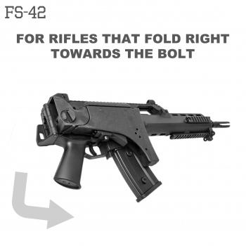 FUNDA AIM FS-42 Folding Stock Bag - 8