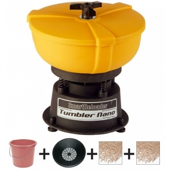 Kit Tumbler Limpia Vainas SmartReloader SR737 - starter
