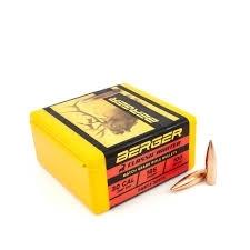"BERGER BULLETS CLASSIC HUNTER 30 CALIBER (0.308"") 185 grain BOAT TAIL BULLETS - 2"