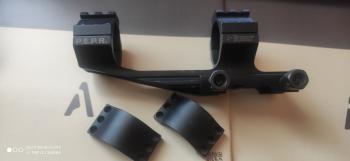 Montura Burris AR P.E.P.R 34mm - 1