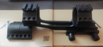 Montura Burris AR P.E.P.R 34mm - 2
