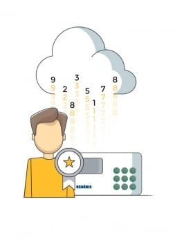 Register a controller in the cloud (professional account)