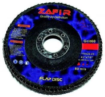 DISCO DLF D.115X22 ZK grà 60 ZAFIR - 1
