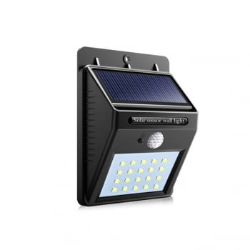 FOCOS SOLARES DE PARED 16 LED