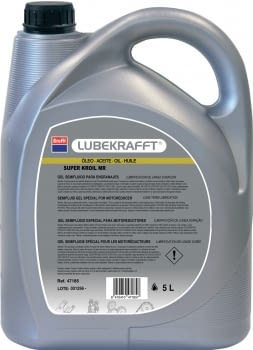 ACEITE GEL SUPERKROIL MOTOREDUCTORES 5 L.