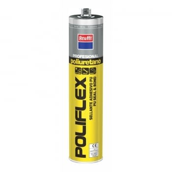POLIFLEX PLUS CAR GRIS 300 ml