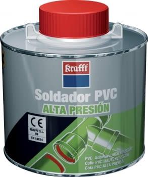 SOLDADOR DE PVC ALTA PRESIÓN 250 ml