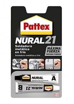 PEGAMENTO NURAL 21 2 TUBOS 120 cc