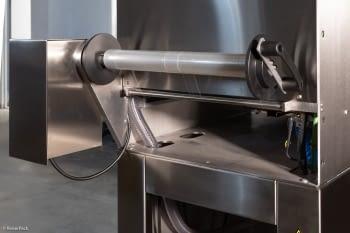 Thermoscelleuse de barquettes semi-automatique RP-RC430V - 3
