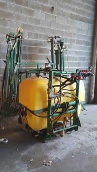 Herbicida ANFER de 1000 litres - 1