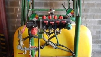 Herbicida ANFER de 1000 litres - 2