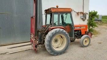 Tractor KUBOTA  mod. M5030V - 1
