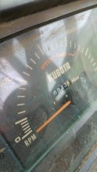 Tractor KUBOTA  mod. M5030V - 3