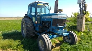 Tractor FORD model TW-10
