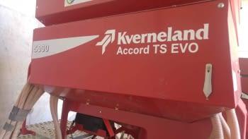 Sembradora de siembra directa/convencional KVERNELAND modelo TS-EVO - 5