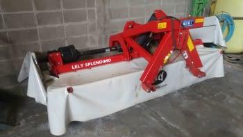 Segadora frontal LELY model 320F - 1