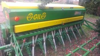 Sembradora cereals GIL model SXE-25 - 5