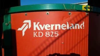 Picadora de palla KVERNELAND - 1
