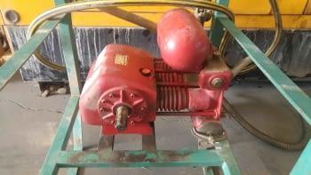 Hidrolimpiadora al tractor ILEMO/HARDI de 3 pistones
