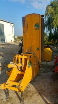 Trituradora lateral SERRAT de 2'00 m.  de trabajo. - 3