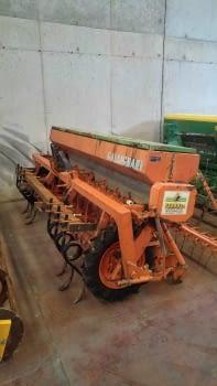 Sembradora de cereales GALLIGNANI de 3.00m de labor - 2