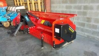 Trituradora AGRATOR MODELO T-3100 de 3'10m de labor - 1