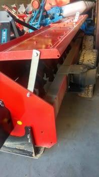 Trituradora AGRATOR MODELO T-3100 de 3'10m de labor - 2