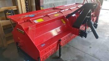 Trituradora AGRATOR MODELO T-3100 de 3'10m de labor - 3