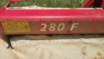 Segadora frontal LELY modelo 280F - 2