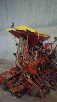 Equipo de siembra de cereales de grada rotativa +  sembradora - 2