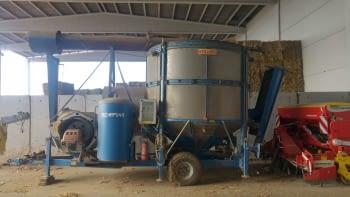 Secador de cereales ZAFFRANI modelo GZ-210 - 1