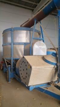 Secador de cereales ZAFFRANI modelo GZ-210 - 4