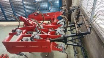 Cultivador vibro-flex de 25 brazos KONGSKILDE - 1