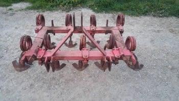 Cultivador de 7+2 brazos ransome - 3