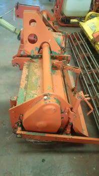 Rotovator / fresa HOWARD modelo HI-100 - 2