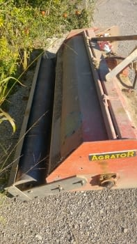 Trituradora AGRATOR - 3