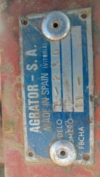 Trituradora AGRATOR - 4