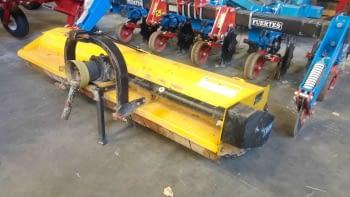 Trituradora ORSI modelo WLO-2500