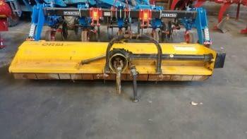 Trituradora ORSI modelo WLO-2500 - 1