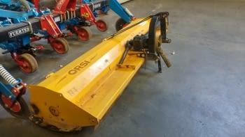 Trituradora ORSI modelo WLO-2500 - 2