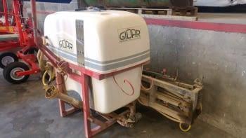 Pulverizador GIDAR de 600 Litros