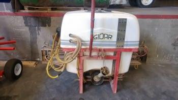 Pulverizador GIDAR de 600 Litros - 1