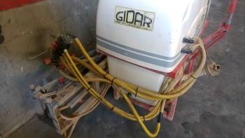 Pulverizador GIDAR de 600 Litros - 2