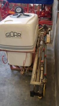Pulverizador GIDAR de 600 Litros - 3