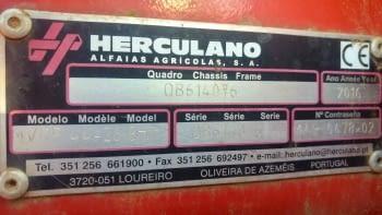 Grada de 44 discos HERCULANO - 7