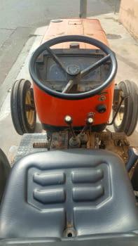 Tractor KUBOTA model M5030V - 4