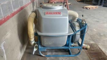 Ensofradora BALVEN de 450 litros, de 2 salidas